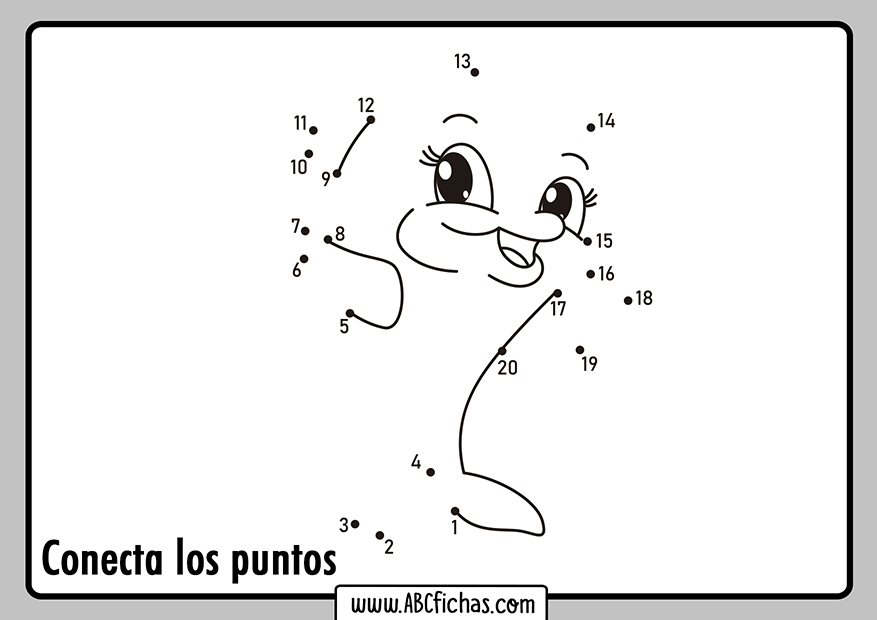 Fichas de aprender a dibujar para niños