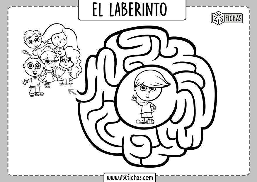 Pasatiempos Infantiles Para Descargar En PDF E Imprimir
