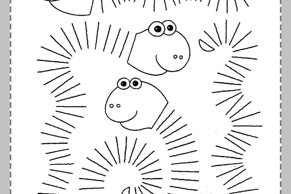 Fichas de completar el dibujo para niños