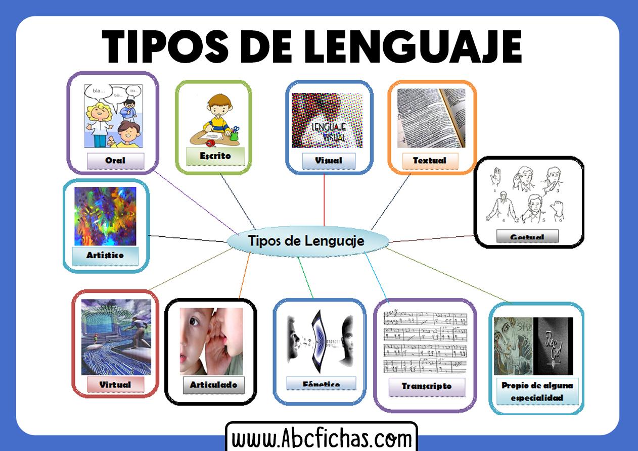 Clasificacion y tipos de lenguaje